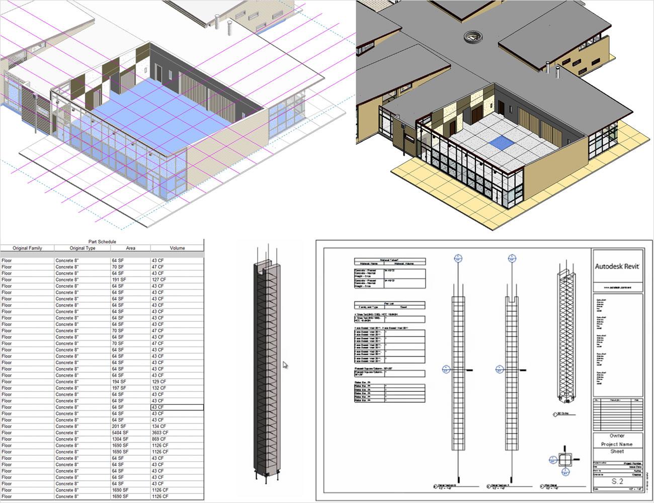 Autodesk Revit Architecture 2012.
